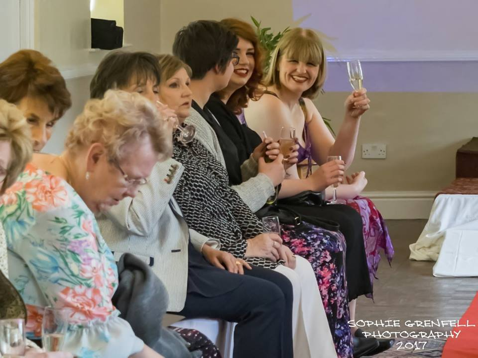 Porth Hotel Llandysul's Charity Fashion Show May 2017